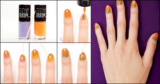12 Super Easy Nail Designs You Can Do With A Toothpick Awwthings Com