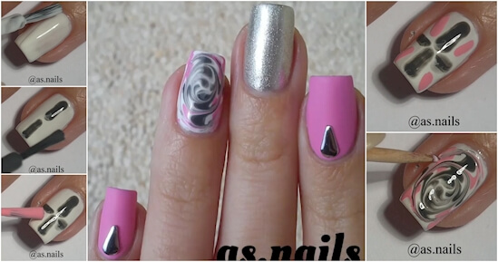12 Super Easy Nail Designs You Can Do With A Toothpick Awwthings