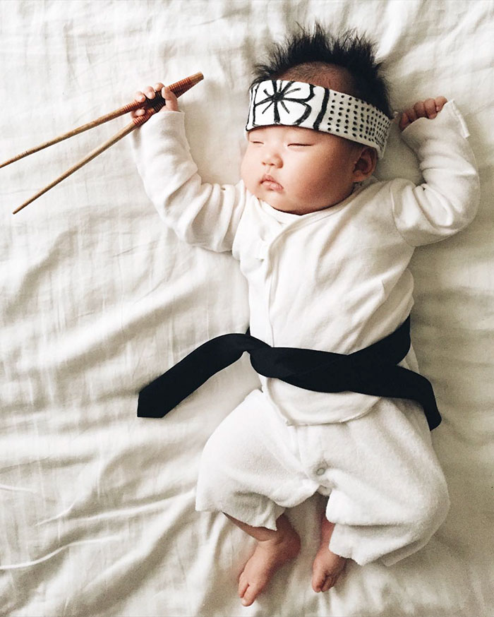 8c0715f8000 Brilliant Mom Turns Baby Daughter Into A Cosplay Superstar When ...